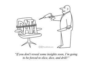 أخطاء وعثرات علماء البيانات
