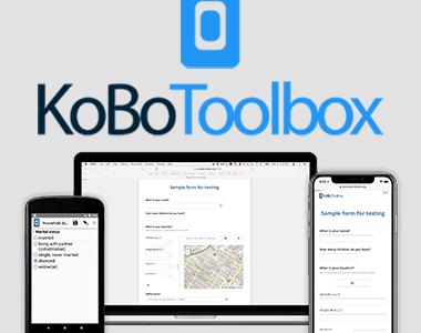 تصميم الاستبيانات الإلكترونية في KoBo Toolbox