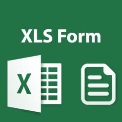 تصميم الاستبيانات الإلكترونية XLS Form